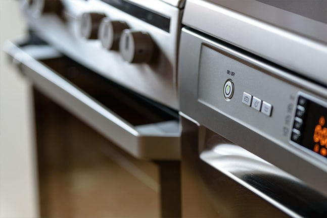 commercial kitchen appliance installation Houston TX