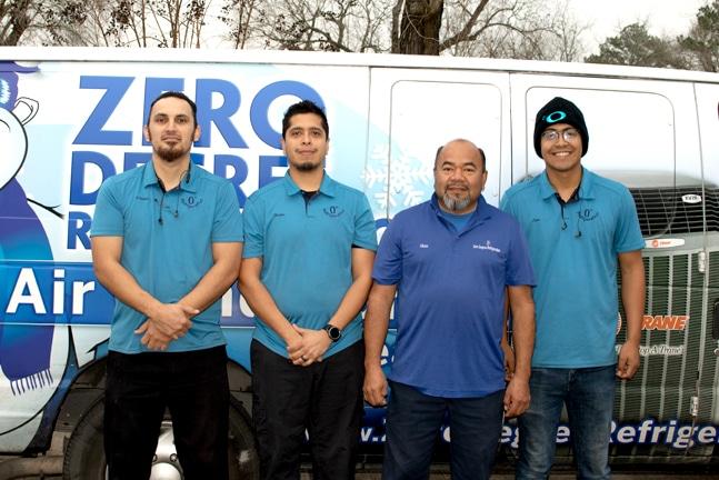HVAC staff